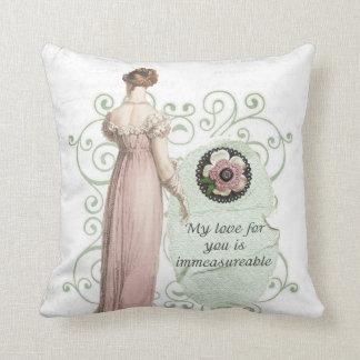 Immeasurable Love Throw Pillow
