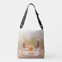 Immeasurably Bless Quote, Mother Of The Bride Crossbody Bag