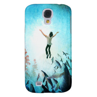 Immerse Ocean Galaxy S4 Cover