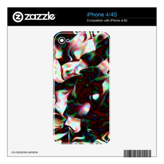 immerse themselves in color variety skin for the iPhone 4