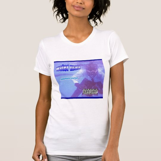 IMMERSED 1 (WOMENS) - Customized T-Shirt