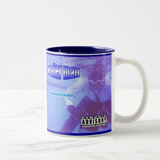 IMMERSED 1ST EDITION Mug - Customized