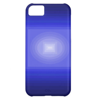 Immersed in Blue Modern Art Design CricketDiane Cover For iPhone 5C