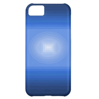 Immersed in Blue Modern Art Design CricketDiane Case For iPhone 5C