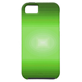 Immersed in Green Modern Art Design CricketDiane iPhone 5 Cases