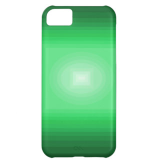Immersed in Green Modern Art Design CricketDiane Case For iPhone 5C
