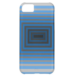 Immersed in Grey Modern Art Design CricketDiane iPhone 5C Covers