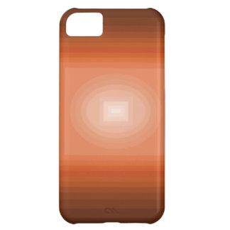 Immersed in Orange Modern Art Design CricketDiane Case For iPhone 5C