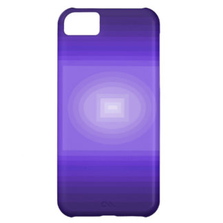 Immersed in Purple Modern Art Design CricketDiane iPhone 5C Cover