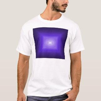 Immersed in Purple Modern Art Design CricketDiane T-Shirt