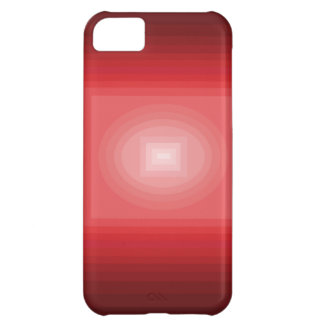 Immersed in Red Modern Art Design CricketDiane Case For iPhone 5C