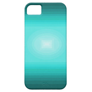 Immersed in Turquoise Modern Design CricketDiane iPhone 5 Case