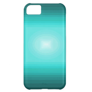 Immersed in Turquoise Modern Design CricketDiane iPhone 5C Cases