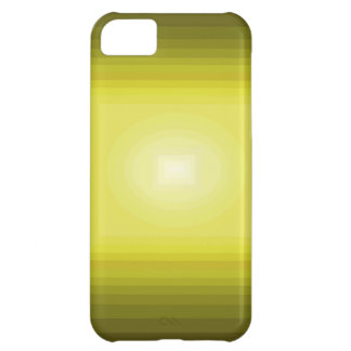 Immersed in Yellow Modern Art Design CricketDiane Cover For iPhone 5C