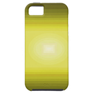 Immersed in Yellow Modern Art Design CricketDiane iPhone 5 Cover