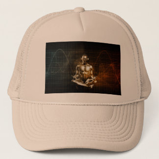 Immersive Technology and Music Sound Experience Trucker Hat