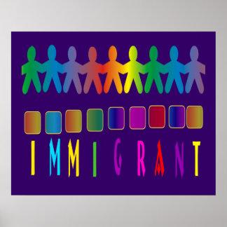 Immigrant Print