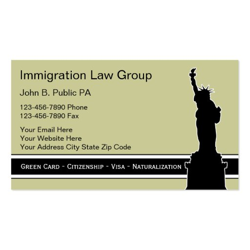 Great new summary of immigration attorney jobs