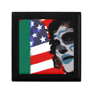 Immigration by Jesse Raudales Jewelry Box