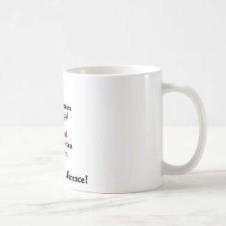 Immigration Is Legal Coffee Mug