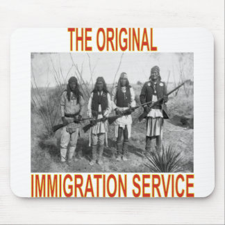 Immigration Mousepads