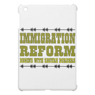Immigration Reform Case For The iPad Mini