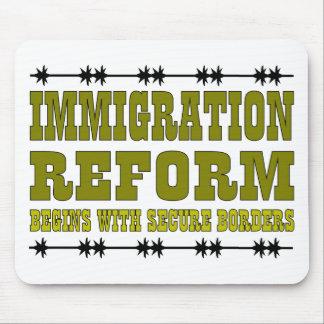 Immigration Reform Mousepads