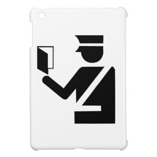 Immigration Symbol iPad Mini Case