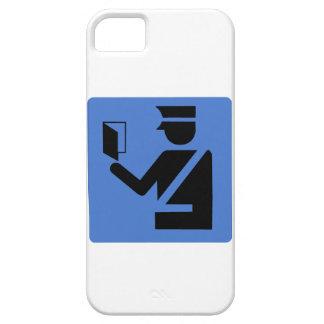 Immigration Symbol iPhone SE/5/5s Case