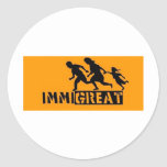 ImmiGREAT Stickers