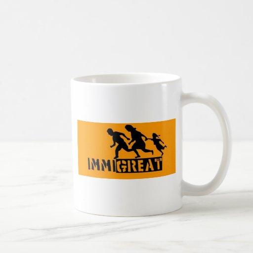 ImmiGREAT Taza De Café