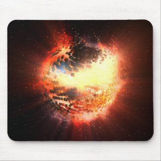 Immolation Mouse Pad