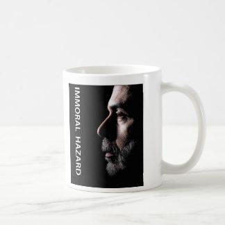 Immoral Hazard Classic White Coffee Mug