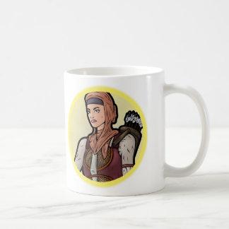 Immortal -- Female Coffee Mug