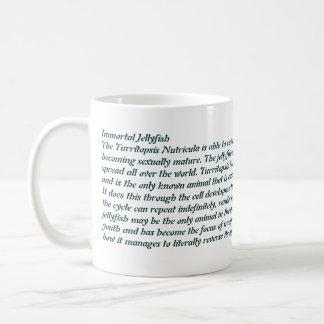 Immortal Jellyfish Coffee Mug