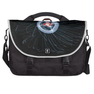 Immortal Jellyfish Laptop Bag