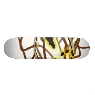 Immortal Jellyfish Custom Skate Board