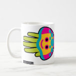 Hand shaped Immortal Jellyfish Sting Coffee Mug