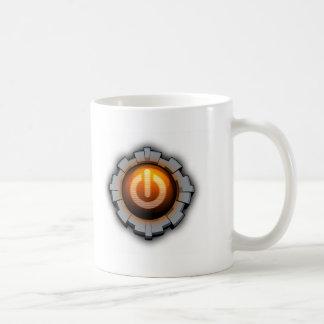 Immortal Machines Icon Classic White Coffee Mug