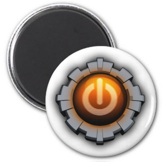 Immortal Machines Icon Magnets