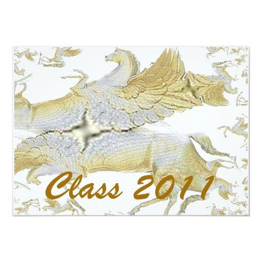 Immortal Pegasus Invitation Card-Customize