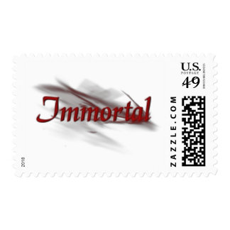 Immortal Postage Stamp