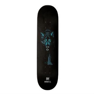 Immortal-shadow wolf Skate Deck
