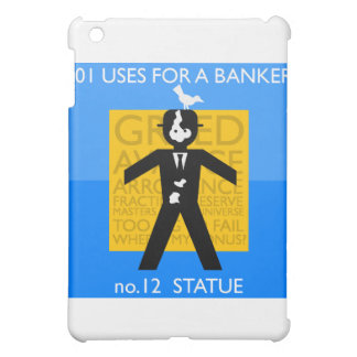 immortalised...vandalised... occupy wall street iPad mini cases