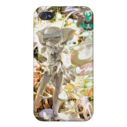 immortalization iPhone 4 cover