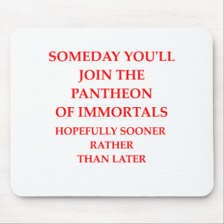 IMMORTALS MOUSE PAD