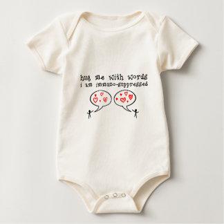 Immuno-suppressed Baby Bodysuit