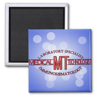 IMMUNOHEMATOLOGY SPECIALIST MT MEDICAL TECHNOLOGIS MAGNETS