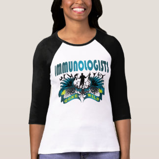 Immunologists Gone Wild T-shirt
