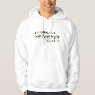 Immunology Genius Hooded Sweatshirt